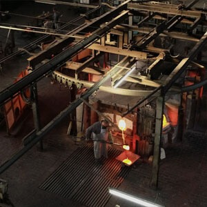 glashütte lamberts produktion