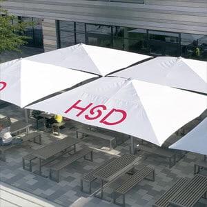 hochschule düsseldorf luftaufnahmen HSD