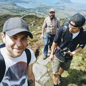 jump into ireland irland werbefilm