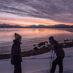 norwegen nationalpark werbefilm