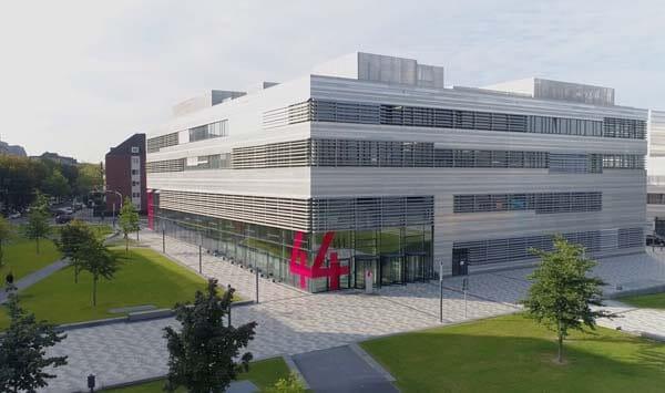 Luftaufnahmen Filmproduktion Werbefilm Imagefilm Düsseldorf Filmfluss