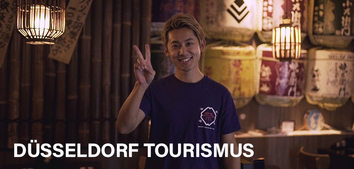Düsseldorf Videokampagne Imagefilm Werbeclip