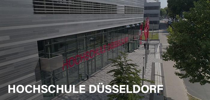 hochschule düsseldorf eröffnung neuer campus eventfilm